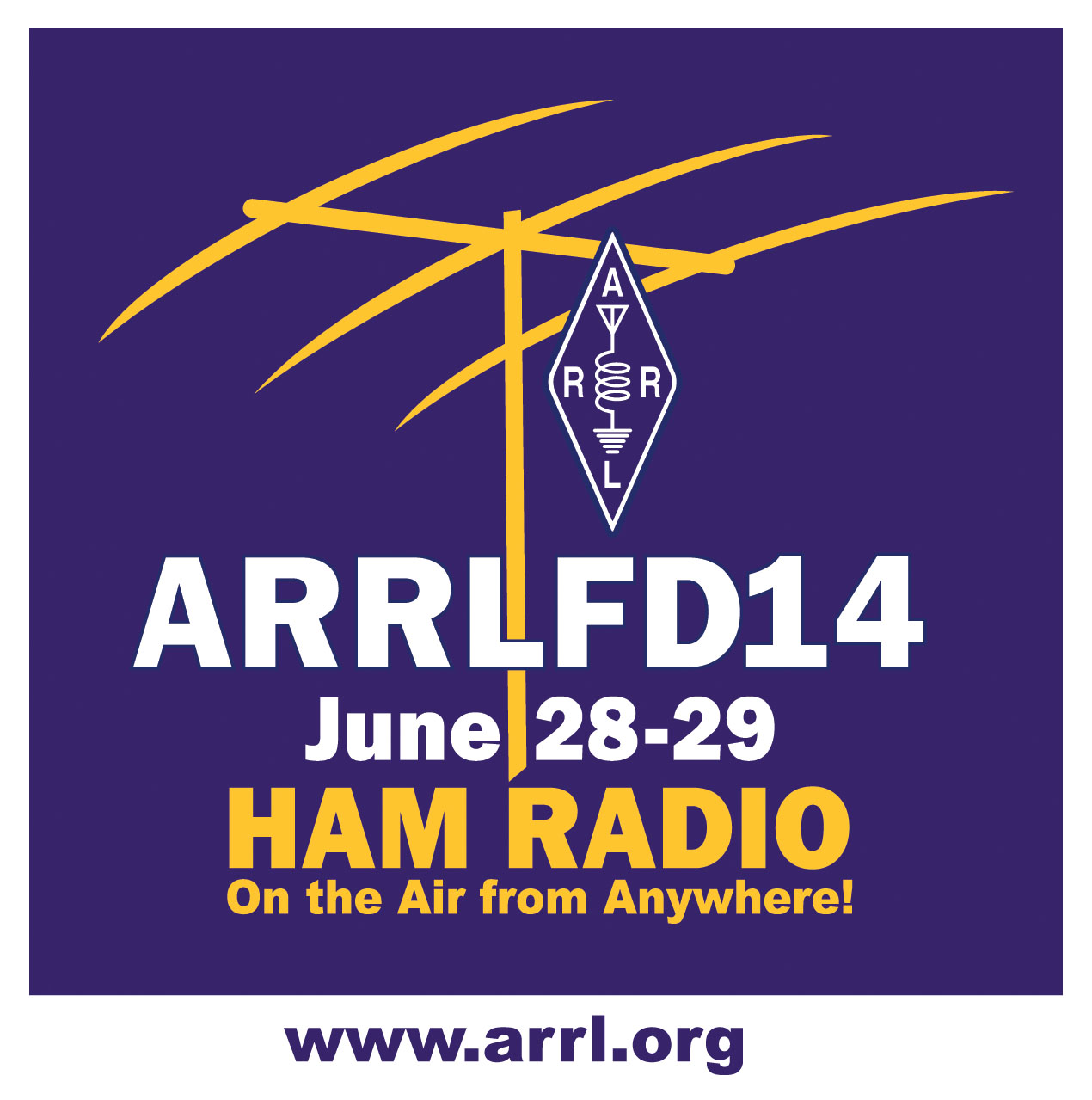 makeRF: ARRL Field Day 2014