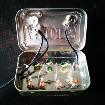altoids tin low pass filter