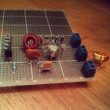 colpitts oscillator circuit