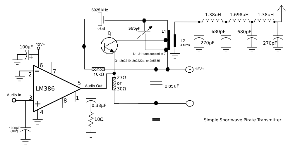 Get Serious With Amateur Radio Design Build A Single Sideband Transceiver From Scratch Part 1 as well Smps 5v 1a Circuit Diagram together with Operation Of Lc Circuit In Frequency Modulation With Simulation And Linking It T also Dth Receiver Circuit Diagram as well Schemview. on fm radio receiver circuit diagram