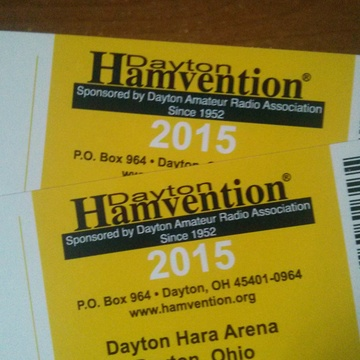 dayton hamvention 2015 tickets