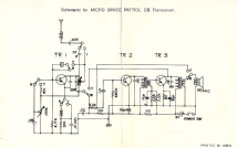 archer radio shack space patrol schematic